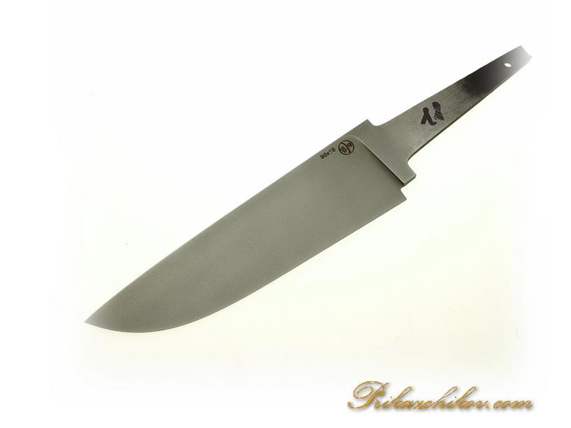 Клинок для ножа из кованой стали 95х18 N 11