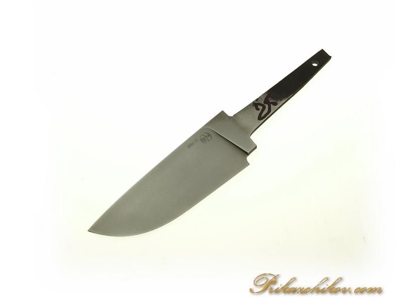 Клинок для ножа из кованой стали 95х18 N 25