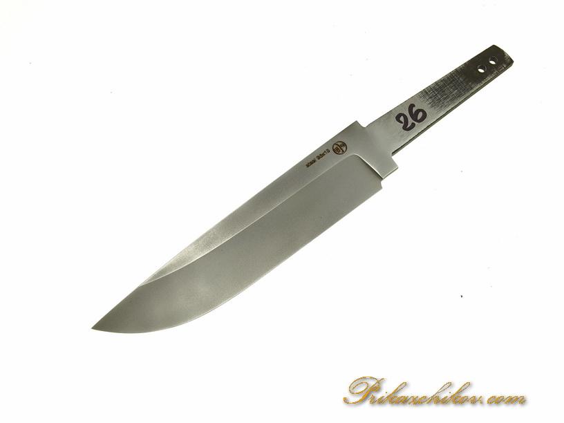 Клинок для ножа из кованой стали 95х18 N 26