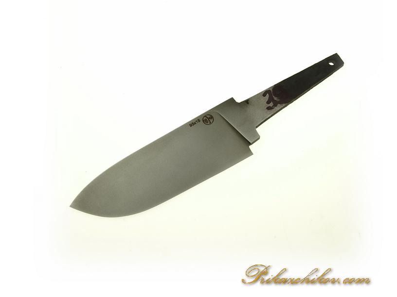 Клинок для ножа из кованой стали 95х18 N 39