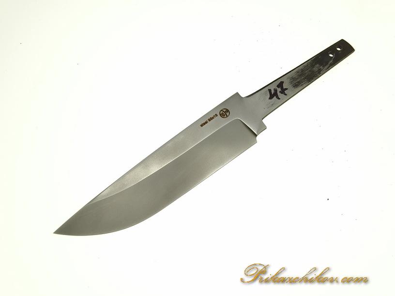 Клинок для ножа из кованой стали 95х18 N 47