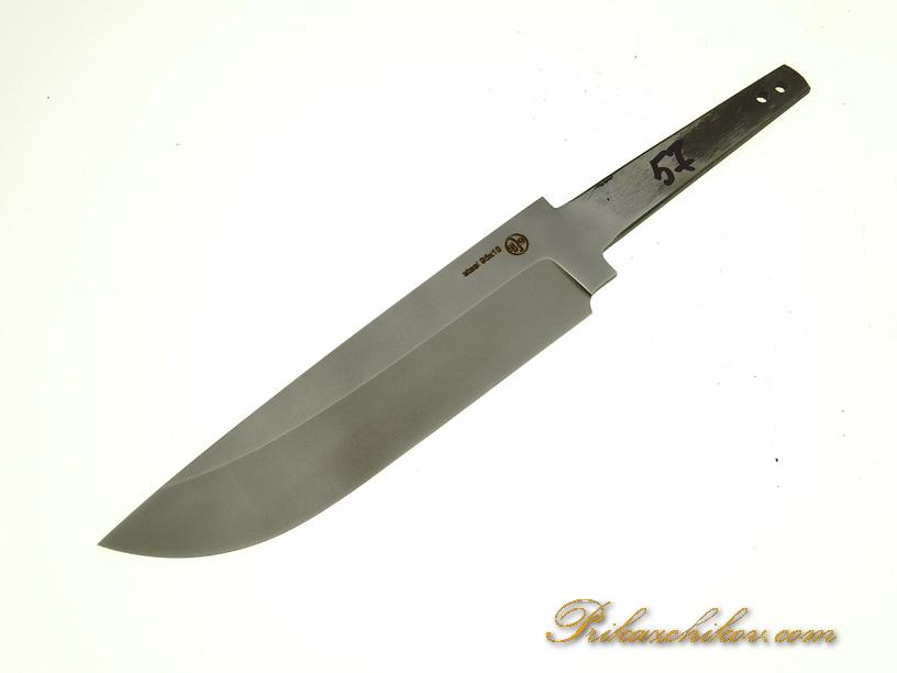 Клинок для ножа из кованой стали 95х18 N 57