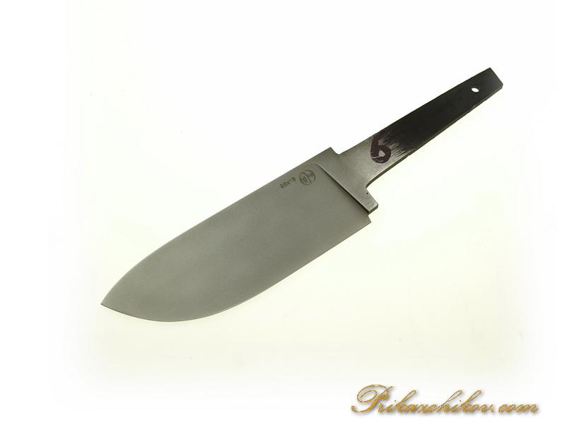 Клинок для ножа из кованой стали 95х18 N 6