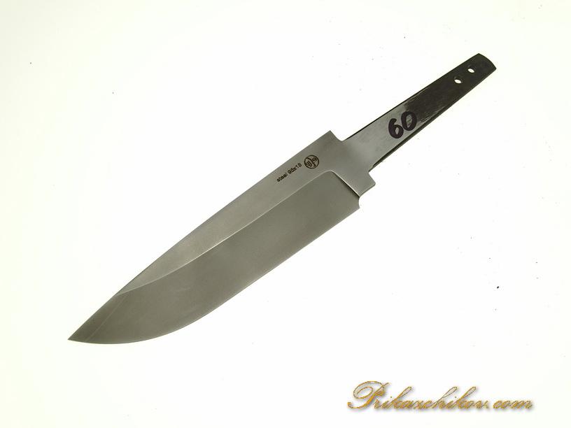 Клинок для ножа из кованой стали 95х18 N 60