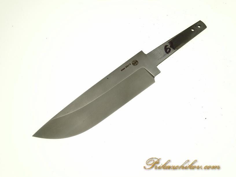 Клинок для ножа из кованой стали 95х18 N 61
