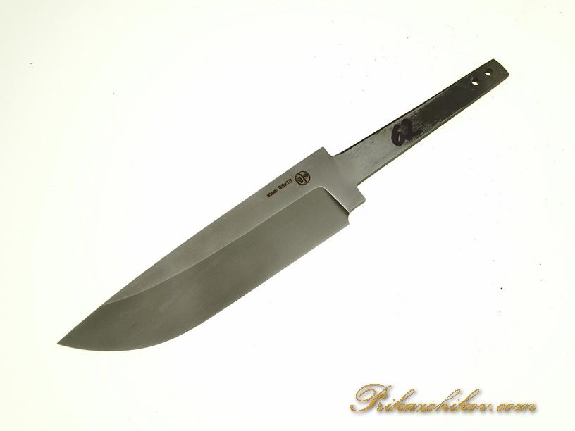Клинок для ножа из кованой стали 95х18 N 62