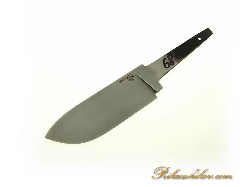 Клинок для ножа из кованой стали 95х18 N 68