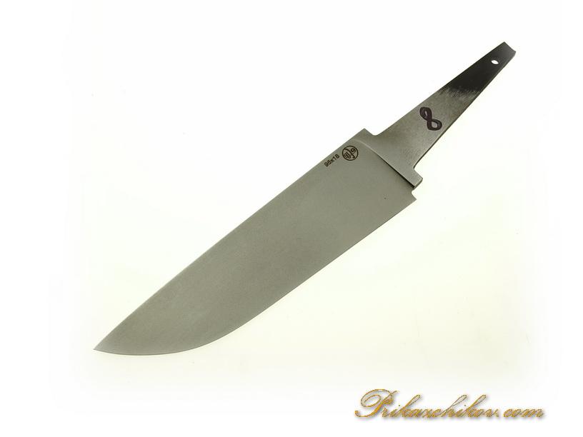 Клинок для ножа из кованой стали 95х18 N 8