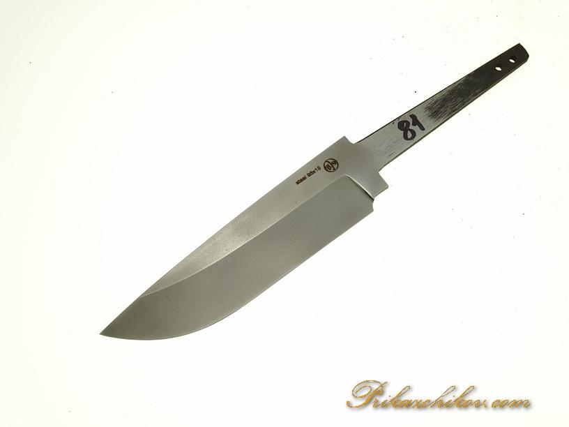 Клинок для ножа из кованой стали 95х18 N 81