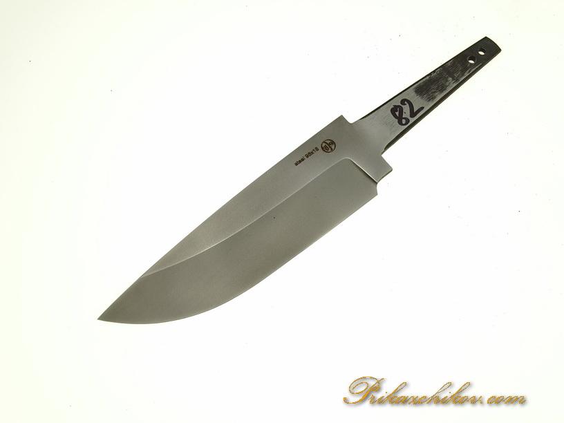 Клинок для ножа из кованой стали 95х18 N 82