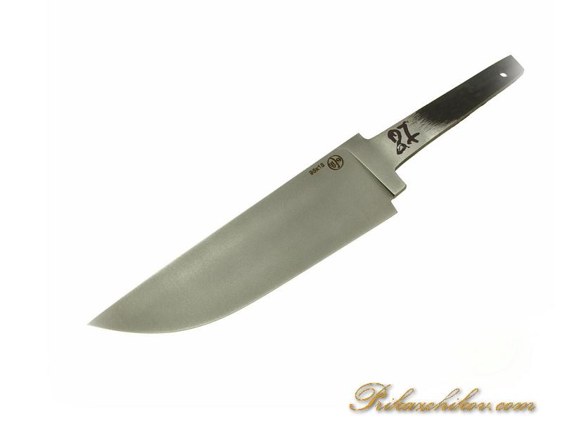 Клинок для ножа из кованой стали 95х18 N 87