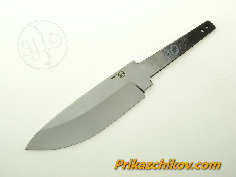 Клинок для ножа из кованой стали 95х18 N 90