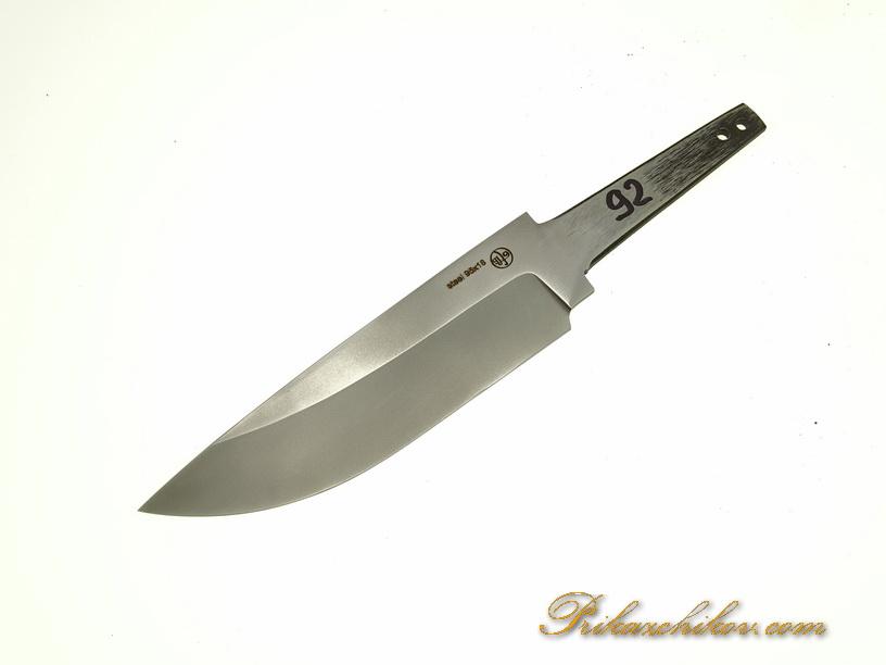 Клинок для ножа из кованой стали 95х18 N 92