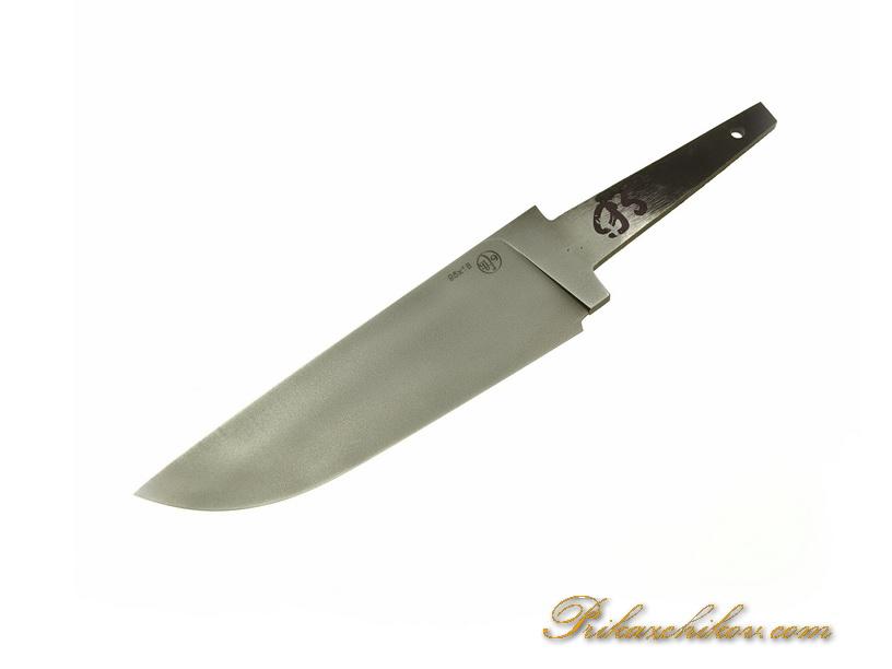 Клинок для ножа из кованой стали 95х18 N 95
