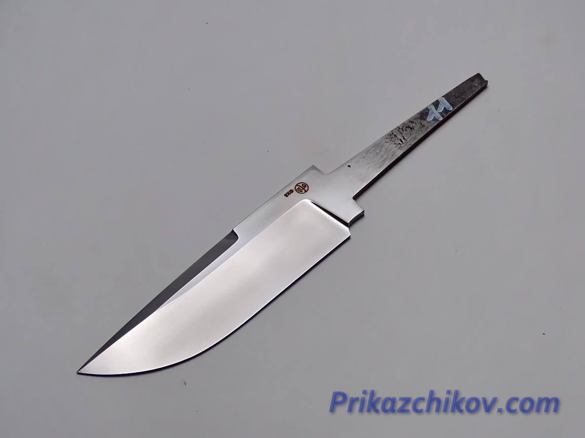 Клинок для ножа из кованой стали 9хф N 11