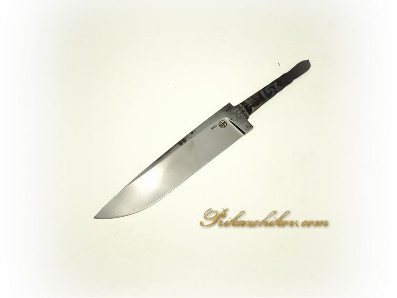 Клинок для ножа из кованой стали 9хс № 156
