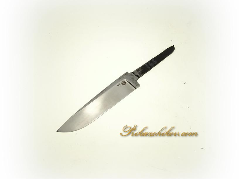Клинок для ножа из кованой стали 9хс № 166