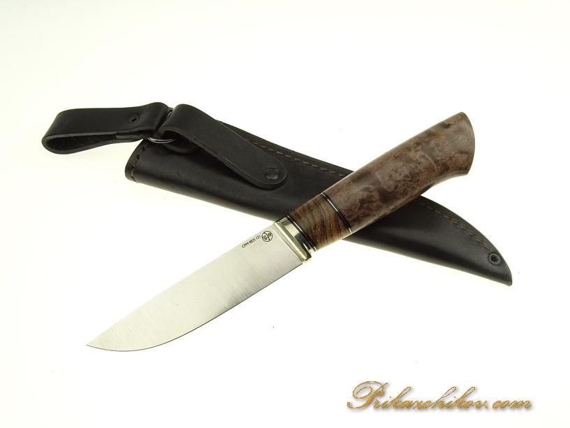 Нож с клинком из стали CPM REX 121 N11