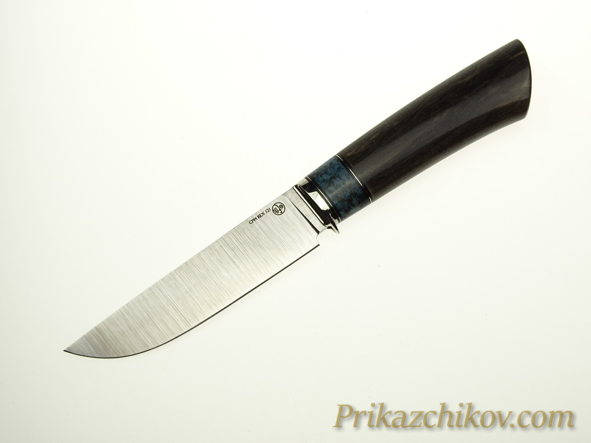 Нож с клинком из стали CPM REX 121 N39