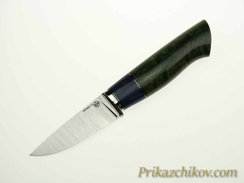 Нож с клинком из стали CPM REX 121 N6