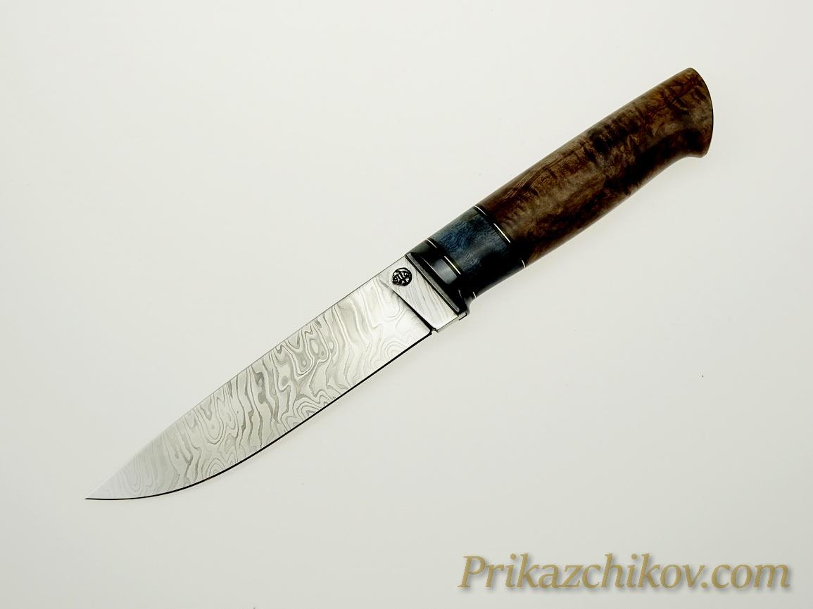 Нож из дамасской стали № 12