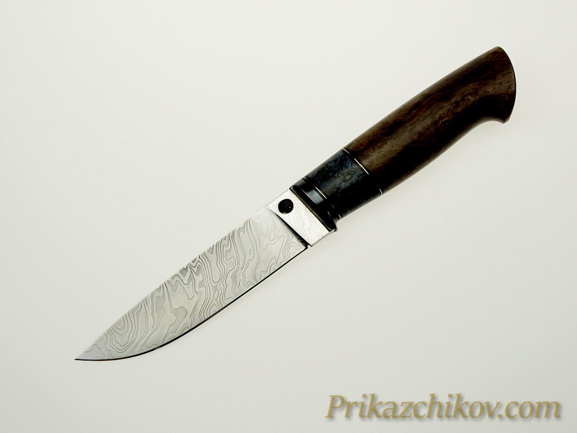 Нож из дамасской стали № 14