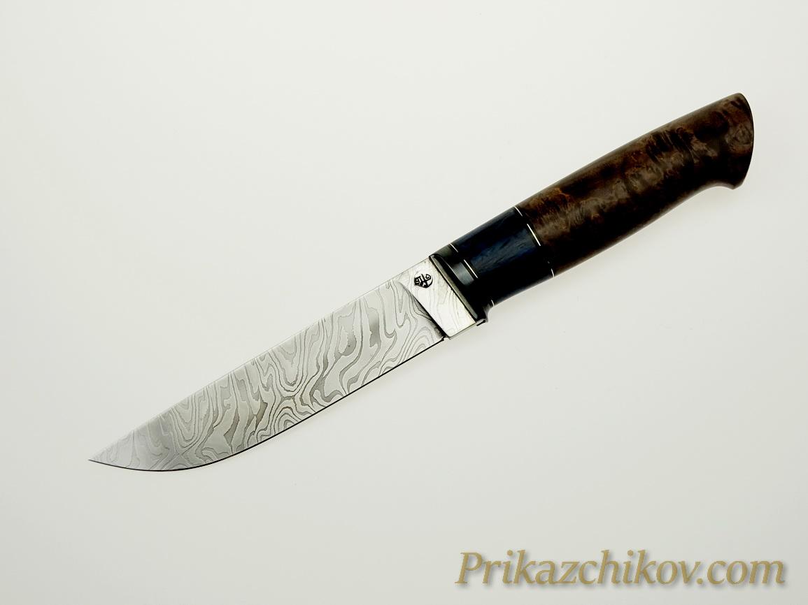 Нож из дамасской стали № 5