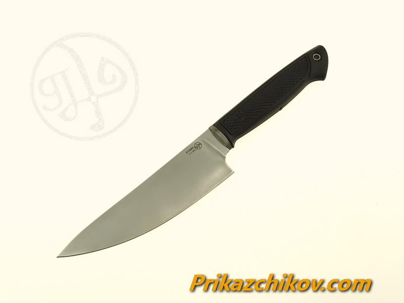 Нож с рукоятью из эластрона «Су-Шеф»