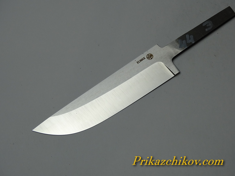 Клинок для ножа из стали ELMAX a1 44