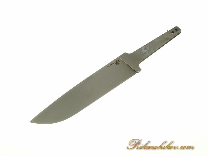 Клинок для ножа из стали ELMAX a1 50