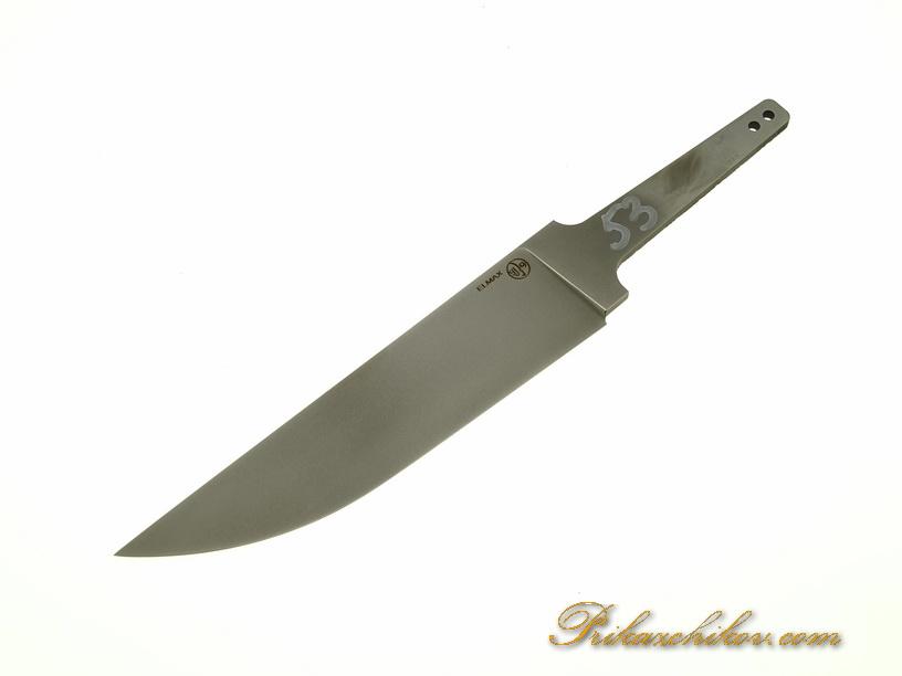 Клинок для ножа из стали ELMAX a1 53