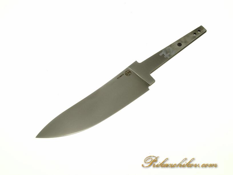 Клинок для ножа из стали ELMAX a1 72