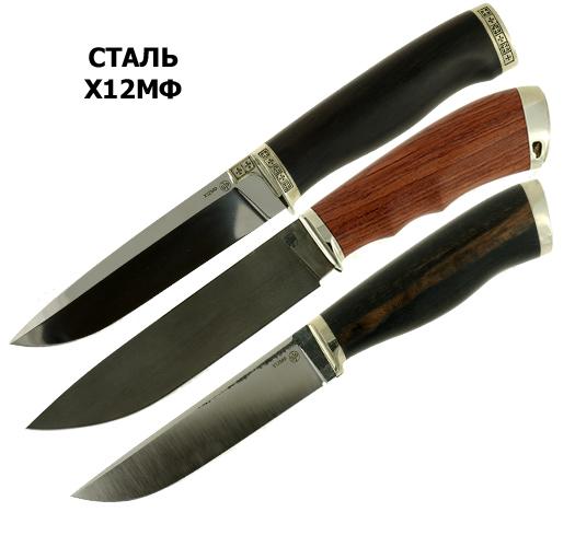 Новые ножи из кованой стали Х12МФ поступили в продажу.