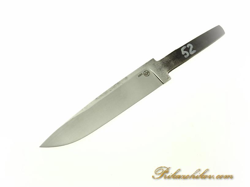 Клинок для ножа из кованой стали хв5 № 52