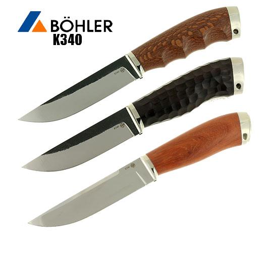 Ножи из стали Bohler K340