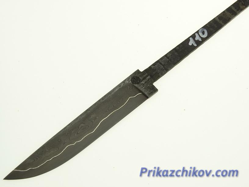 Клинок для ножа из ламинированной стали N 110