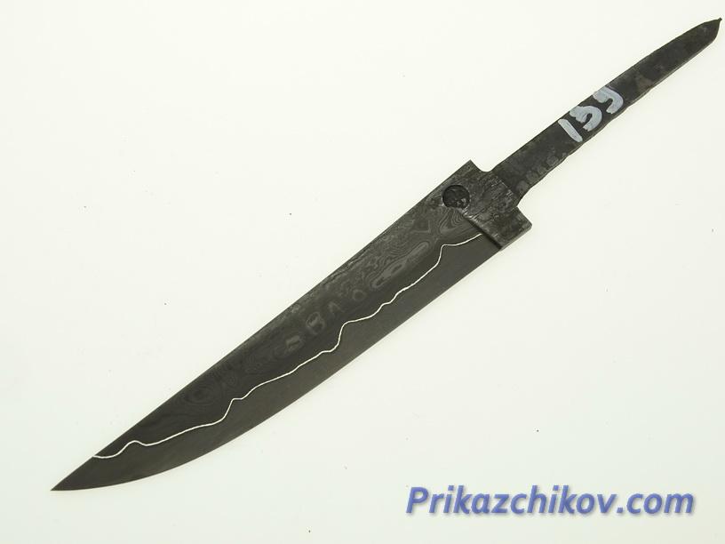 Клинок для ножа из ламинированной стали N 139