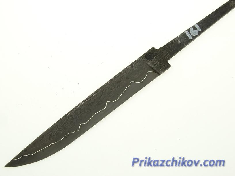Клинок для ножа из ламинированной стали N 161