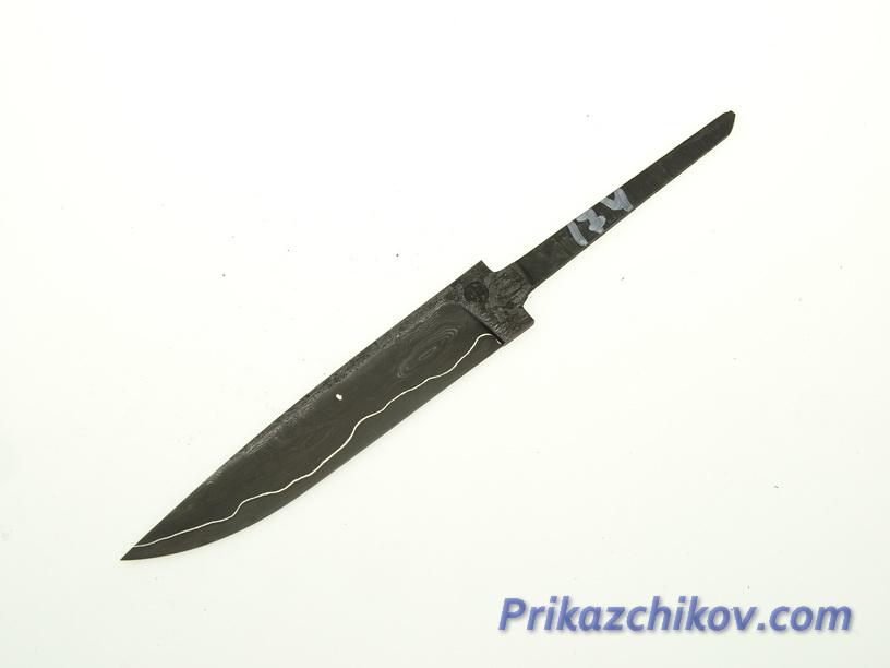 Клинок для ножа из ламинированной стали N 174