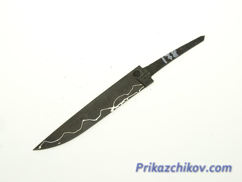 Клинок для ножа из ламинированной стали N 178