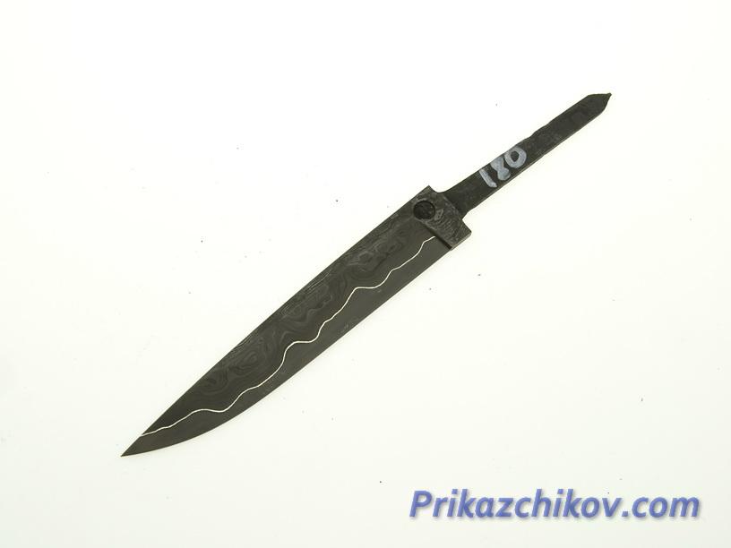 Клинок для ножа из ламинированной стали N 180