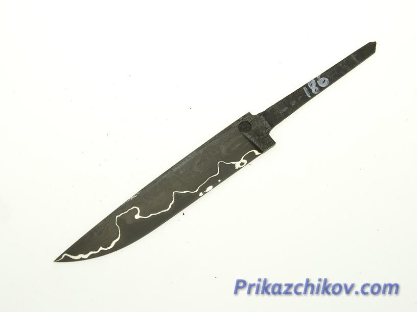 Клинок для ножа из ламинированной стали N 186
