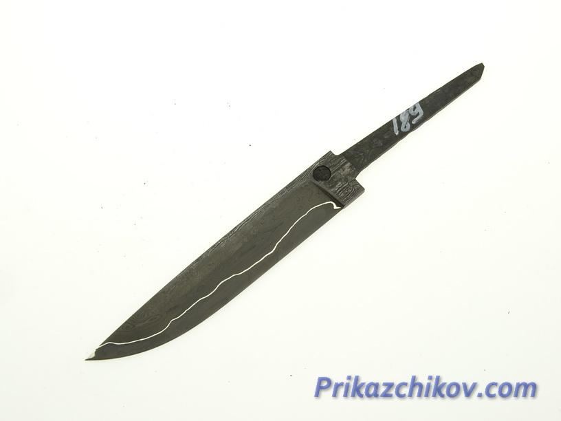 Клинок для ножа из ламинированной стали N 189