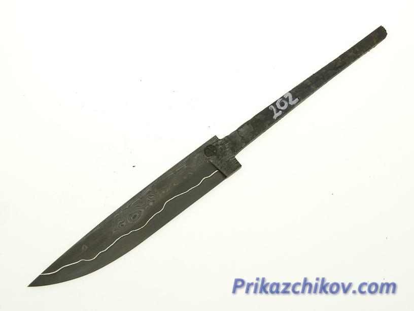 Клинок для ножа из ламинированной стали N 202