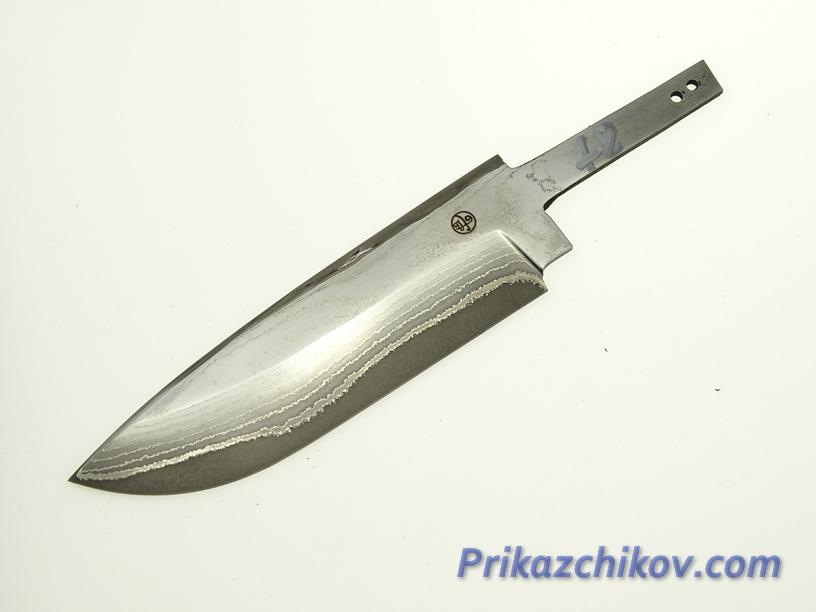 Клинок для ножа из ламинированной стали N 78