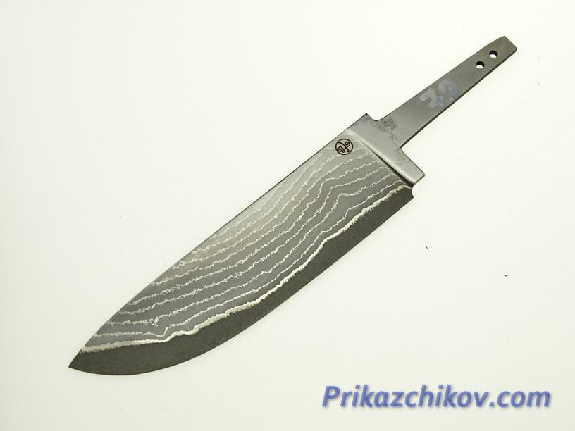 Клинок для ножа из ламинированной стали N 79