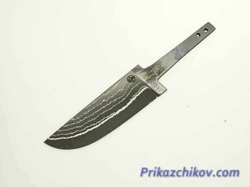 Клинок для ножа из ламинированной стали N 86