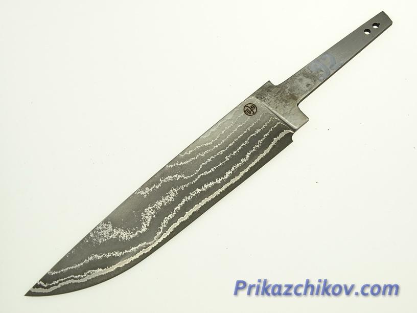 Клинок для ножа из ламинированной стали N 92