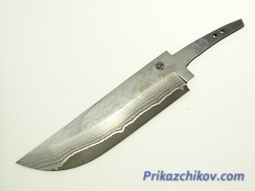 Клинок для ножа из ламинированной стали N 99
