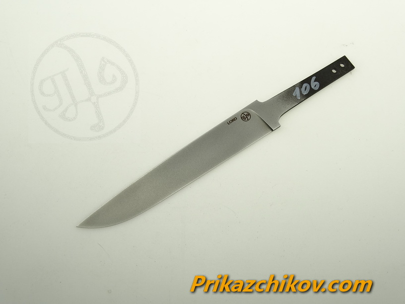 Клинок для ножа из нержавеющей стали Lohmann Lord (Lo-R 4112) N 106